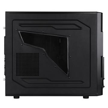 Gabinete TT Commander MS-I Black USB 3.0 VN400A1W2N - Thermaltake