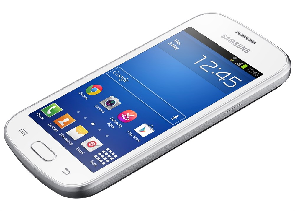 Smartphone Galaxy Trend Lite Duos S7392 WI-FI Camera GPS Branco - Samsung