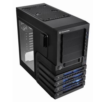 Gabinete ATX TT Level 10GTS Preto Case VO30001W2N - Thermaltake