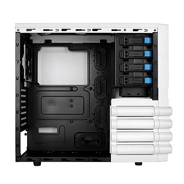 Gabinete ATX TT Level 10 GTS Snow Edition VO30006W2N - Thermaltake -