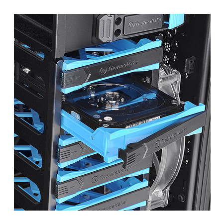 Gabinete Full Tower TT Armor Revo Black Case VO200M1W2N - Thermaltake