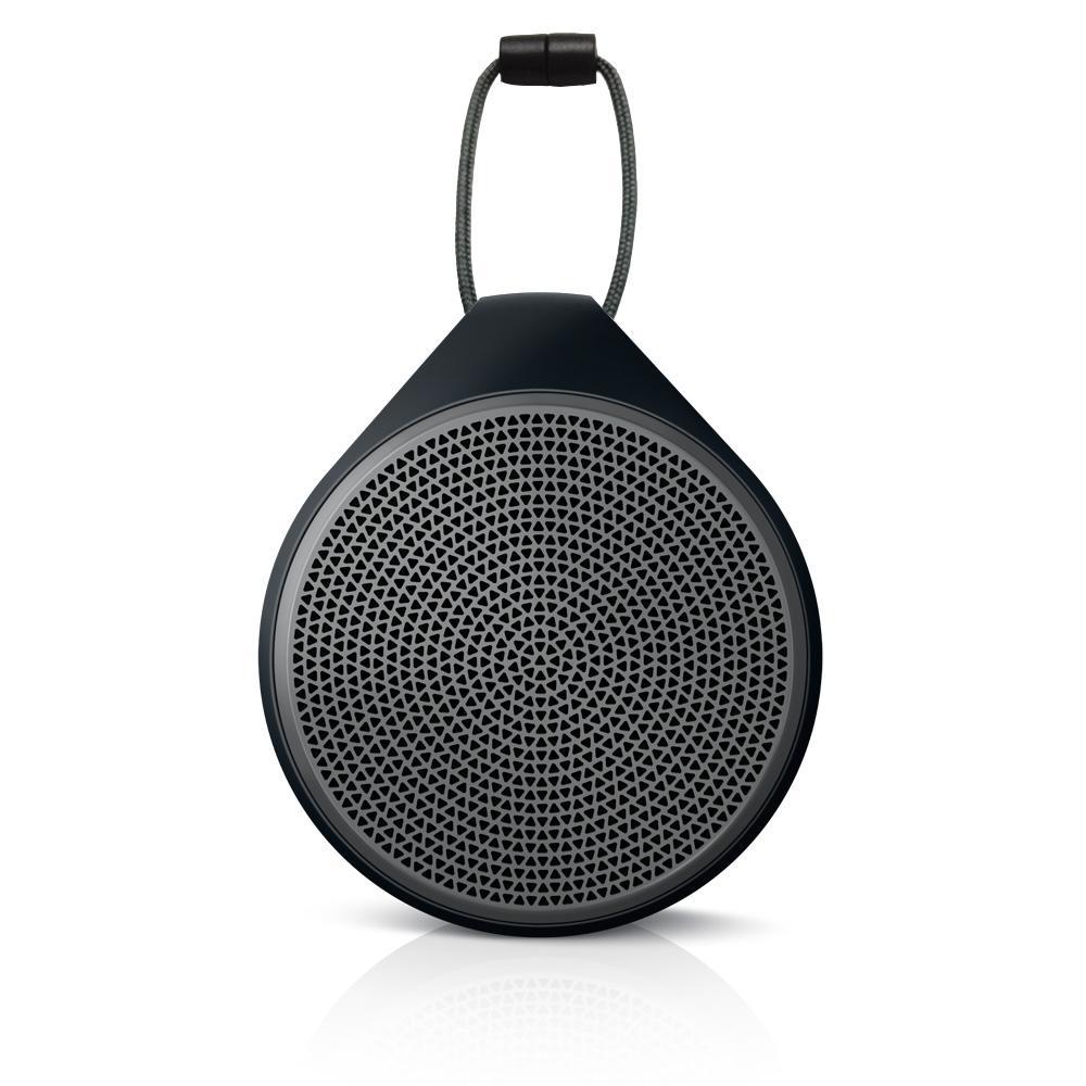 Saldão!!! Caixa de Som Bluetooth X100 Cinza 984-000386 - Logitech