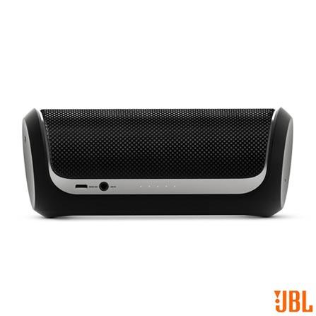 Caixa de Som Portátil Flip 2 Bluetooth Preta FLIPIIBLKAM - JBL