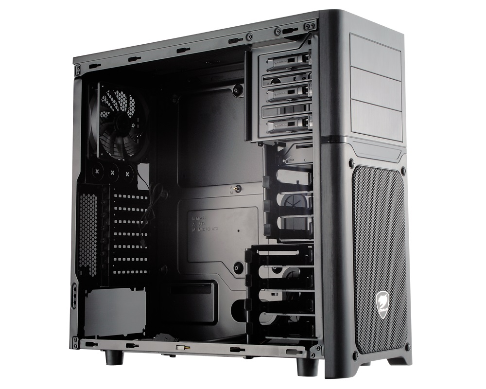 Gabinete ATX MX500 6HMA USB 3.0 - Cougar