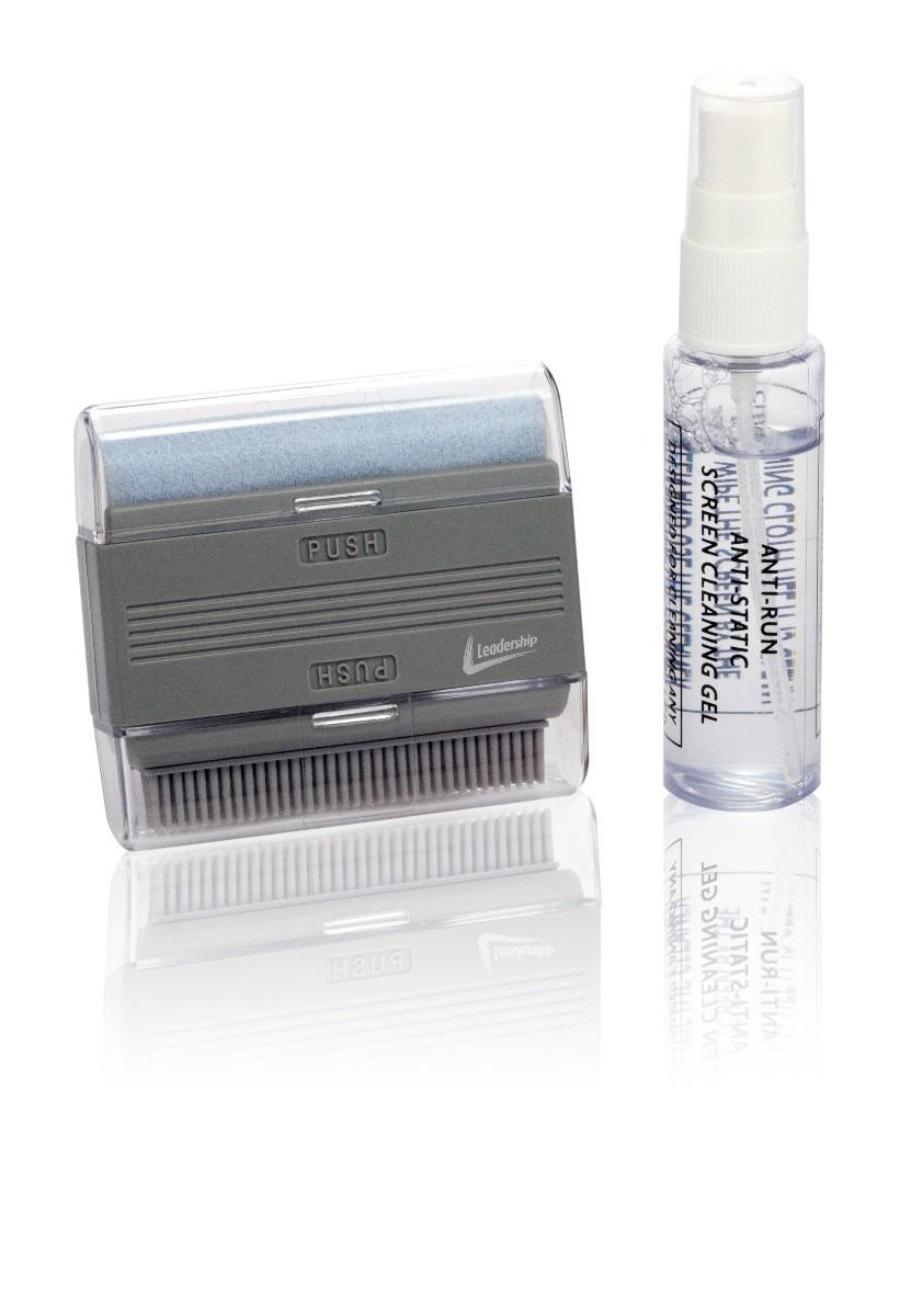 Kit de Limpeza para Monitor LCD 7271 - Leadership