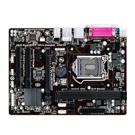Placa Mãe LGA 1150 GA-H81M-S2PH (S/V/R) Paralelo e Serial - Gigabyte