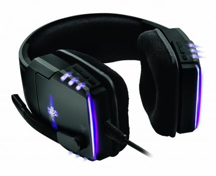Headset Banshee StarCraft II Heart of The Swarm Over Ear Gaming RZ04-00450100-R3M2 - Razer