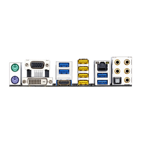 Placa Mãe LGA 1150 Z97MX-Gaming 5 Serie 9 (S/V/R) - Gigabyte