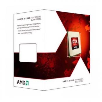 Processador AMD FX-4300 Quad-Core 3.8Ghz AM3 8MB 95W BOX FD4300WMHKBOX - AMD