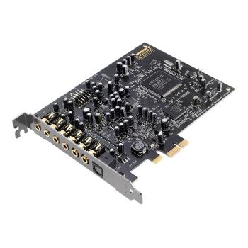Placa de Som Sound Blaster Audy RX PCI-E Sound Card SB1550 70SB155000001 - Creative