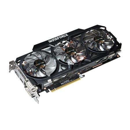 Placa de Vídeo Geforce GTX770 4GB DDR5 256Bits GV-N770OC-4GD - Gigabyte