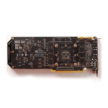 Placa de Vídeo Geforce GTX780 3GB DDR5 384Bits 6008Mhz Entusiasta ZT-70205-10P - Zotac