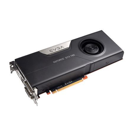 Placa de Vídeo Geforce GTX780 3GB DDR5 SC(SuperClocked) 384Bits 03G-P4-2785-KR - EVGA