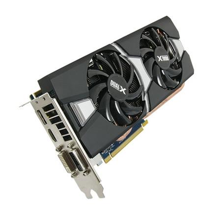 Placa de Vídeo ATI R9 280X 3GB Dual-X OC GDDR5 11221-00-20G - Shappire