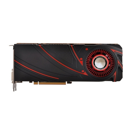 Placa de Vídeo ATI R9 290X 4GB DDR5 Core Radeon Boost 512Bits R9-290X-ENFC - XFX