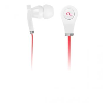 Fone de Ouvido EarPhone Xtream Branco PH078