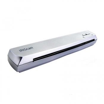 Scanner Portatil IRIScan Express 3 - 457484 Prata - I.R.I.S.