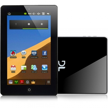 Tablet A7400 Processador 1.1 Ghz Preto Android 2.2 WIFI - DL
