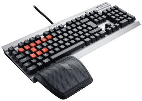 Teclado Gaming K60 USB Vengeance Performance Mmo Mechanical - CH-9000004-BR - Corsair