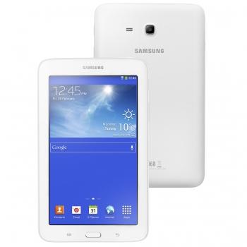 Tablet Galaxy Tab 3 SM-T110N Lite Android 4.2 Wi-Fi 7 Branco 8GB - Samsung
