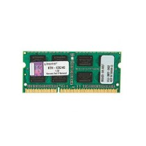 Memoria de Notebook 4GB DDR3 1333Mhz KVR1333D3N9/4G - Kingston