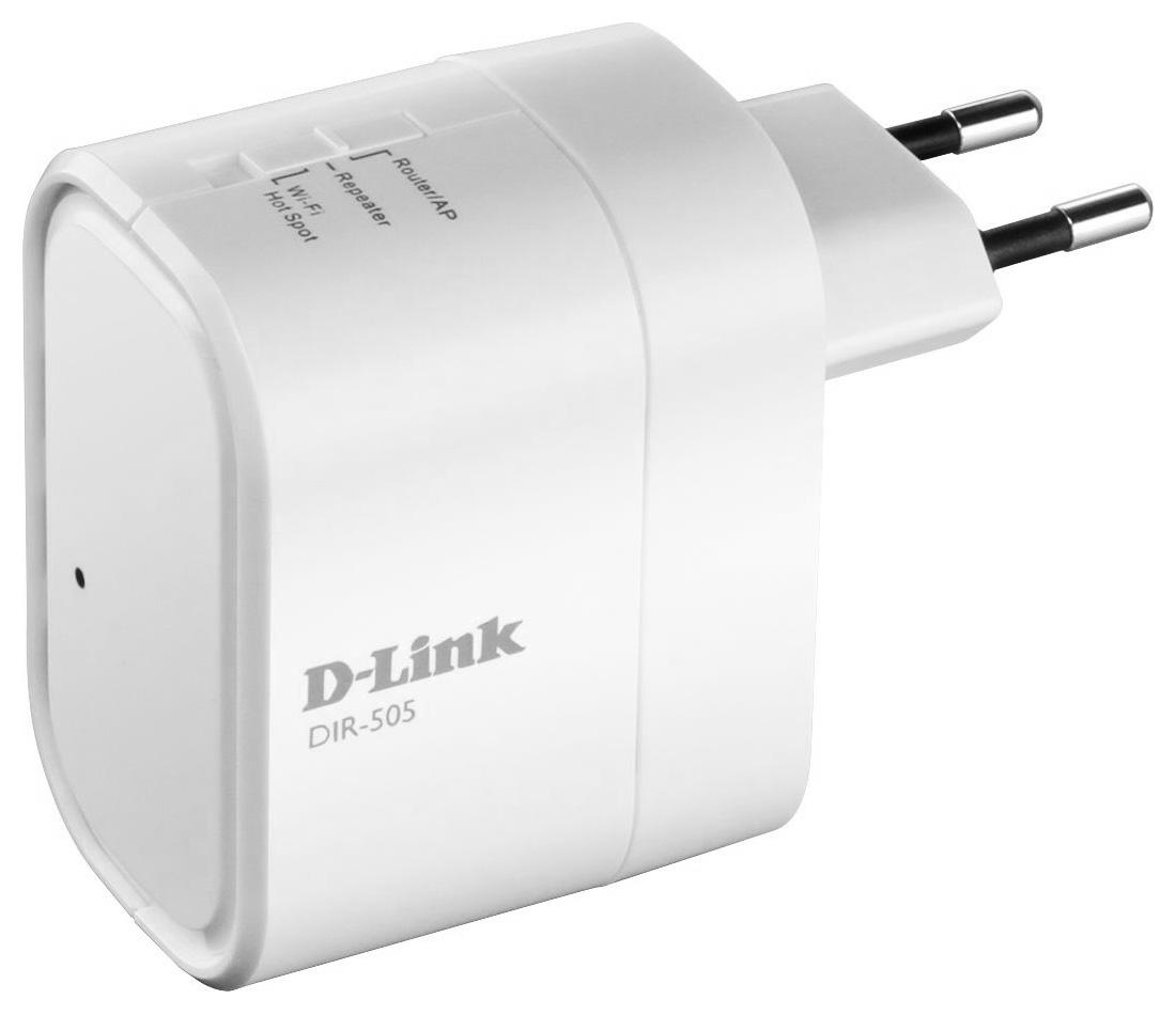 Roteador, Repetidor e Hot Spot DIR-505 150Mbps - D-Link
