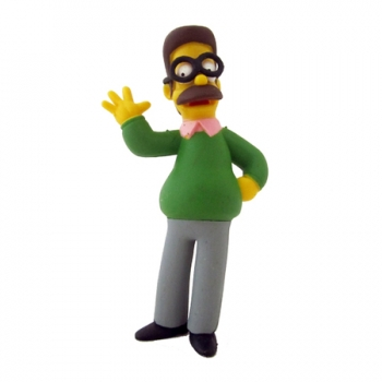 Boneco The Simpsons Ned Flanders BR205 - Multikids