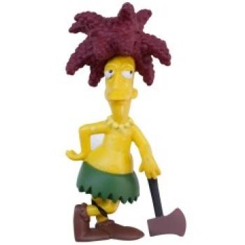 Boneco The Simpsons SideShow Bob BR205 - Multikids