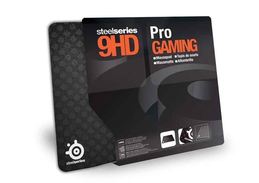 Mouse Pad 9HD Pro Gaming Preto 63100 - Steelseries