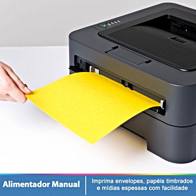Impressora Laser HL-2270DW 110V - Brother
