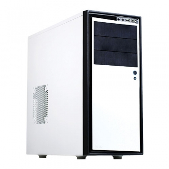 Gabinete ATX NT-S210-WB BRANCO 17873 s/ Fonte - NZXT