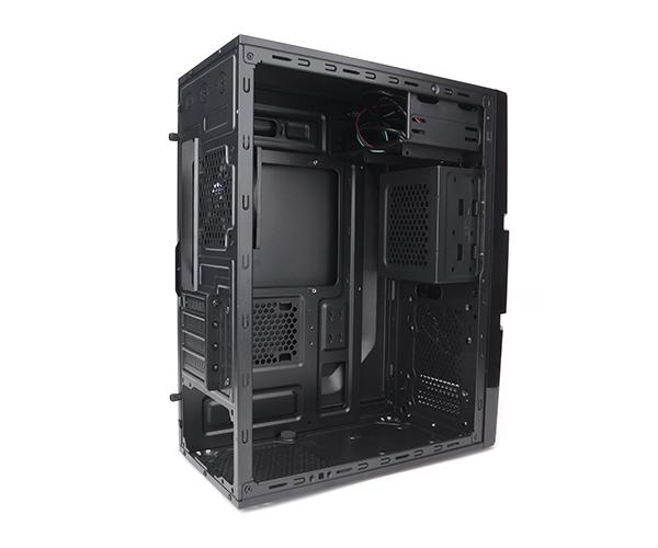Gabinete ATX ZM-T3 Mini Tower Preto USB 3.0 - Zalman