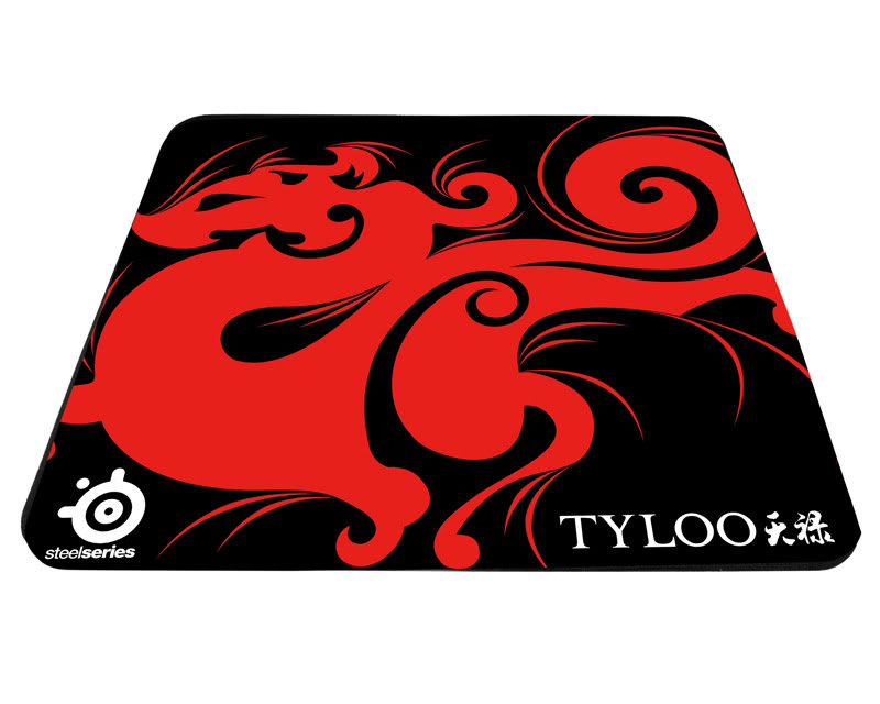 Mouse Pad QcK Mass Tyloo 67237 - Steelseries