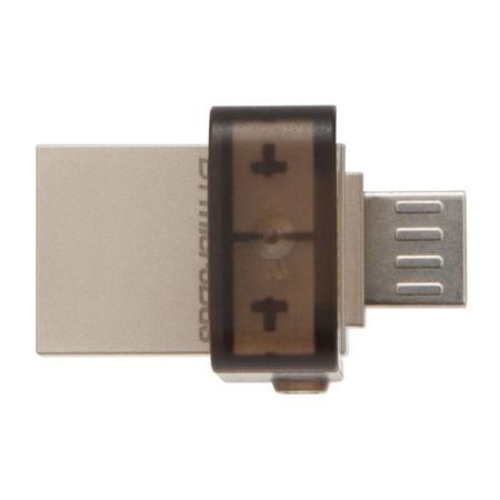 Pen Drive 16GB Smartphone/Tablets MicroDuo OTG DTDUO/16GB - Kingston