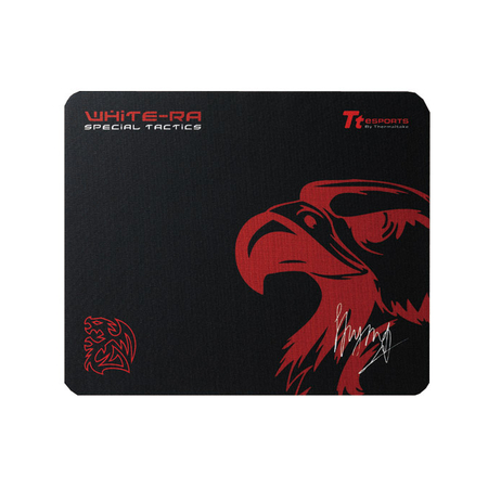 Mouse Pad Sports White RA Preto EMP0008SMS - Thermaltake