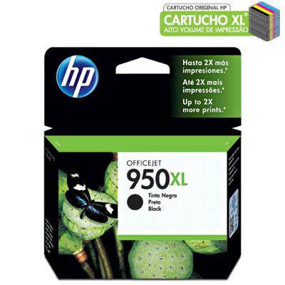 Cartucho 950XL Preto CN045AL - HP