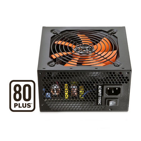 Fonte ATX 500W Calibre 500-80PLUS XCP-A500 115/230V (Chave Seletora) - Xigmatek
