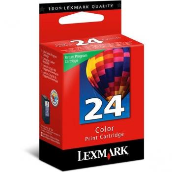 Cartucho 24 Color 18C1524 - Lexmark