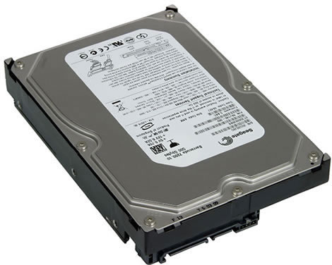 Hard Disk 250GB Sata II 7200RPM 16MB 3,5 ST3250620NS - Seagate
