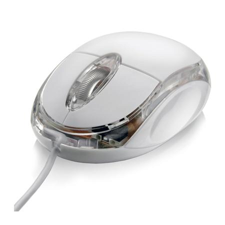 Mouse USB Optico Gelo MO034 - Multilaser
