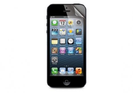 Película Protetora Iphone 5 Transparente PL5-01 - Avanço Tecnologia