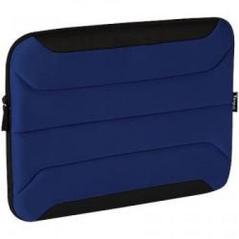 Case para Notebook 14 Envelope Dupla Face Preto e Azul 19189 - Realiza