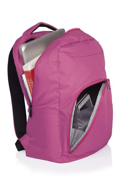Mochila para Notebook 15 College Rosa BO318 - Multilaser