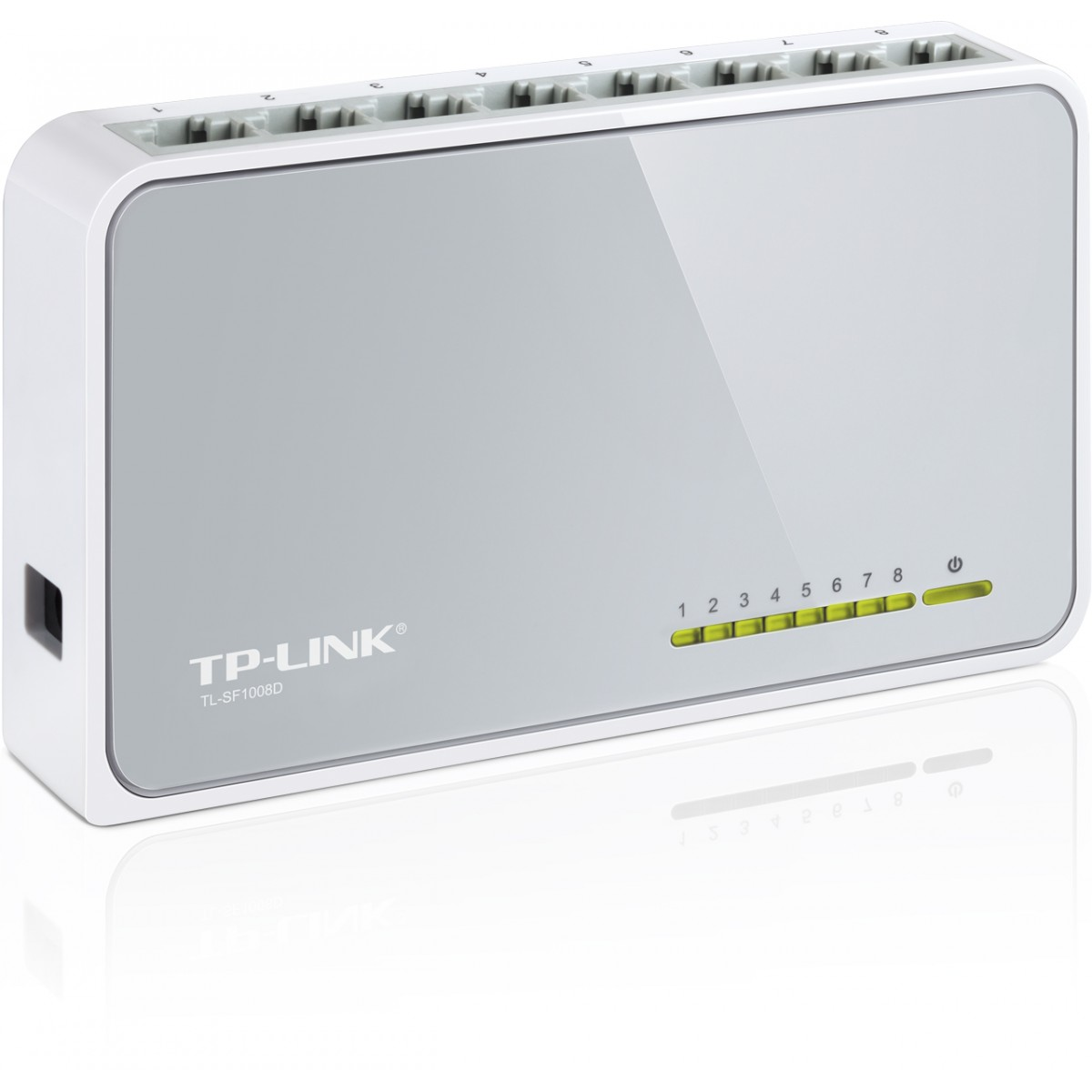 Switch 08 Portas Wired SF1008D - Tplink