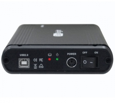 Case para HD 3.5 IDE ou Sata ME-700Q - Welland