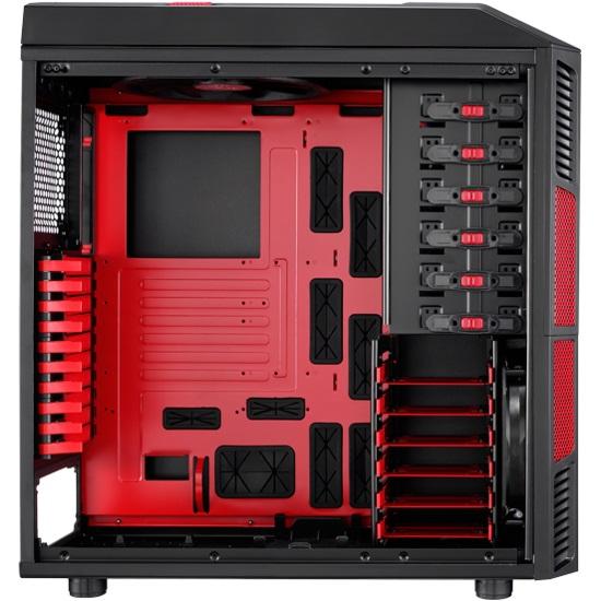 Gabinete Full Tower Xpredator Devil Red Window EN52436 - Aerocool
