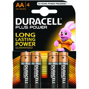 Pilha Alcalina AA - Pack c/ 4 - MN1500B4 - Duracell