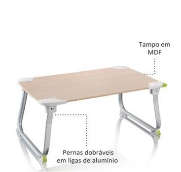 Mesa Multiuso Smart Table de Madeira Até 15.6 AC248 - Multilaser