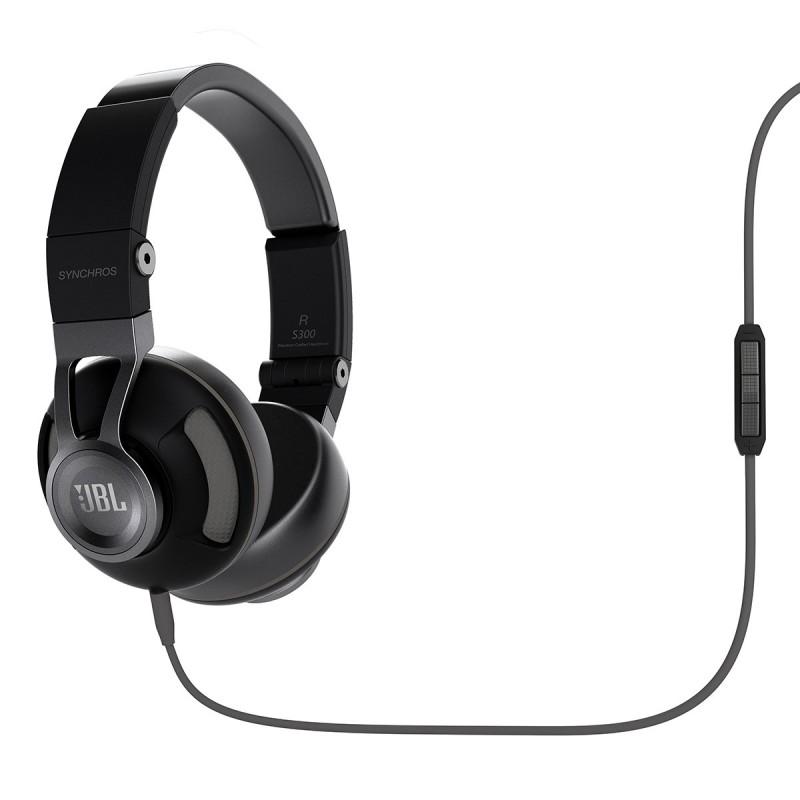 Fone de Ouvido Premium Synchros S300a Preto SYNOE300ABNG - JBL