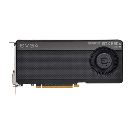 Placa de Vídeo Geforce GTX650TI Superclocked Boost 1GB DDR5 192Bit 01G-P4-3656-KR - EVGA